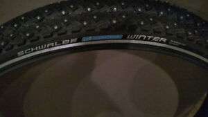 Schwalbe marathon winter Tires. Reduced!!