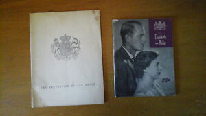 2 booklet of Queen Elizabeth 11