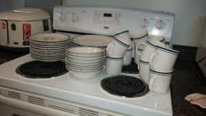2 Sets of Dishes
