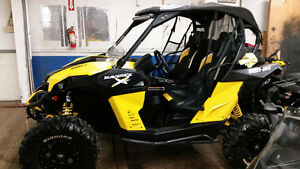 CAN-AM 1000 XXC LOTS OF EXTRAS  2 YEAR WARRANTY LEFT