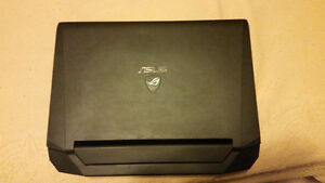 ASUS Republic of Gamers laptop, GTX 880, Intel i7, 24gb RAM