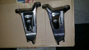 Volusia/C50 chromed for peg mounts