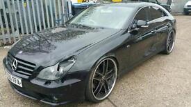 Mercedes-Benz CLS 55 AMG REPAIRABLE CAR CALL 01992 468 146