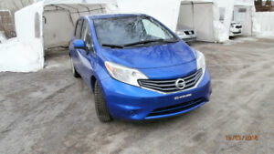 AUTO NISSAN NOTE