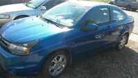 2010 Ford Focus SE Coupe (2 door)