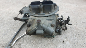 Chevy 350 small block carb