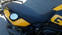Trade BMW F800 GS High seat for BMW Low Seat