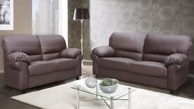 SOFA'S AT SALE PRICES**BRAND NEW SOFA SETS**MATCHING ARM CHIARS AND STOOLS ALSO IN STOCK