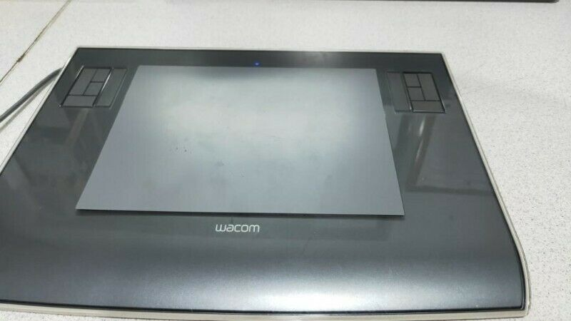 Wacom PTZ-630 Intuos 3 Graphics Tablet 6 x 8 5080 LPI USB 200 PPS PTZ-630G for sale @ $50 each
