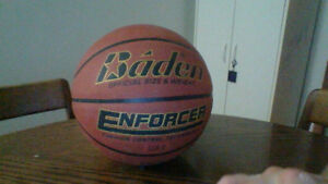 Basketball in mint condition, never played with.