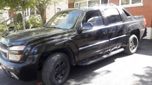 Camion  Chevrolet Avalanche