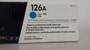 Encre / toner HP 126a CE311a