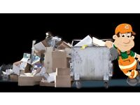 Rubbish and house hold clearance services
