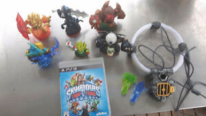 Ps3 skylanders trap team set
