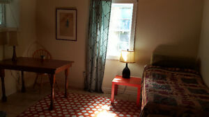 Large, bright main floor furnished room available now Cambridge Kitchener Area image 7