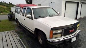 1992 GMC Sierra 1500 Extended Cab For Sale