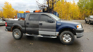 2006 FORD F-150 PARTING OUT