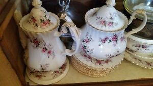 Royal Albert china - 12 place set + tea/ coffee/ serving dishes