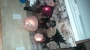Partylite  Halloween  set