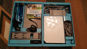 Wii Console, Games, Remotes, All in Original Packaging