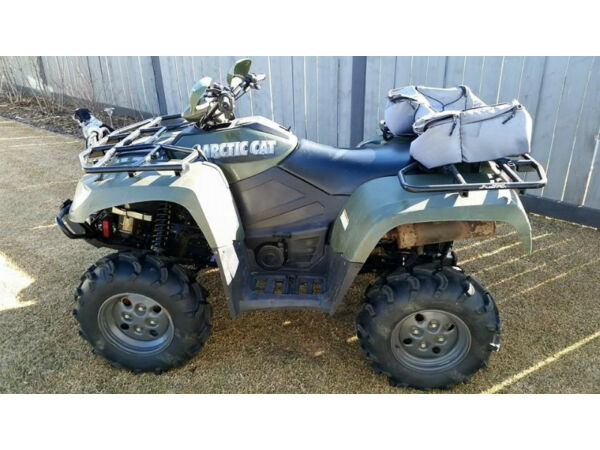 Used 2007 Arctic Cat 500