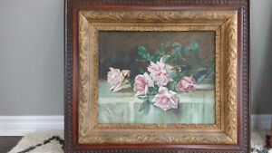 Beautiful vintage picture frames for sale