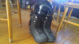 LTD never used snow board boots