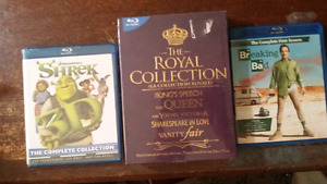 Blue ray box collections