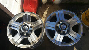 """Ford Superduty 20"""" wheels"""