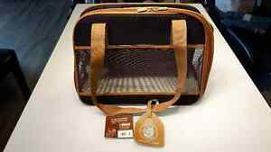 NWT Sherpa Airline Approved Amelia Pet Dog Carrier Bag
