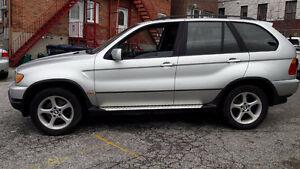 2003 BMW X5 3.0i V6 SUV, Crossover
