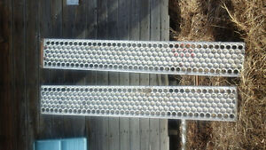 aluminum bobcat loading ramps.