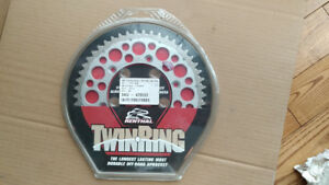 Sprocket RMZ/RM 125/250/450  Renthal twinring heavy duty NEW