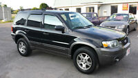 2005 FORD ESCAPE XLT SUV *** Loaded *** CERTIFIED $3995