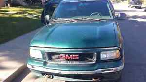Gmc jimmy 1997