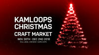 Kamloops Christmas Craft Market FREE ADMISSION (3 days)