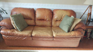 2 Couches 1 Chair FREE