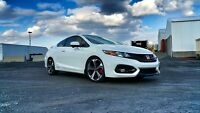 2014 civic si coupe - transfer of lease