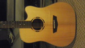 Washburn Acoustic Electric WLD20SCE