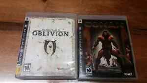 Playstation 3 games $5 each