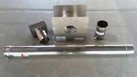 """3"""" Stainless Horizontal Vent Kit for Modine Hot Dawg Heaters"""