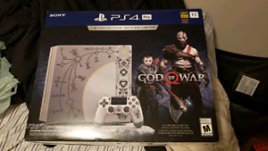 God of War ps4 pro $575