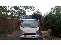 Isuzu tiper trucks for sale or px with digger dumper