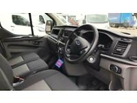 2018 Ford Transit Custom 2.0 300 BASE P/V L1 H1 PANEL VAN DIESEL Manual