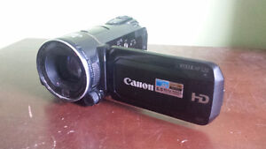 Canon HD Camcorder w/ Touchscreen