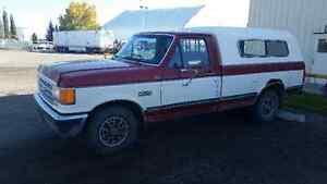 1988 Ford F-150 Lariat Pickup Truck
