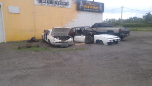 1984 and 1986 cutlass projects