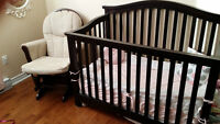 Complete 3 pieces baby room set