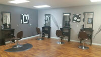 Hairstylist Chair Rental Opportunity - Only $125 per week!!!