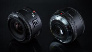 Yongnuo 35mm Prime Lens